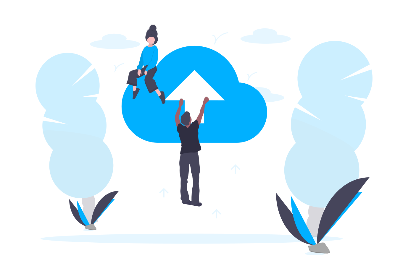 Erläuterung der Cloud-Integration